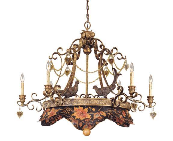 6 light oval chandelier 1 111 6 300 the light house lighting 6 light oval chandelier mozeypictures Images