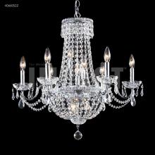 James R Moder 40660S22 - Imperial Empire 6 Arm Chandelier