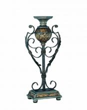 Lite Source Inc. C41033 - Candle Holder - Mosaic