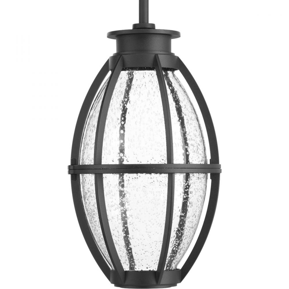 Pier 33 Collection One-Light LED Hanging Lantern : P550010