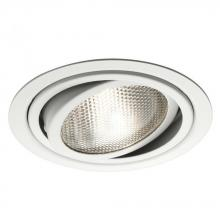 WAC US R5VT-32-WT - One Light White Directional Recessed Light