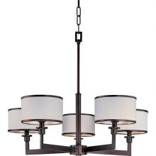 Maxim 12055WTOI - Nexus-Single-Tier Chandelier