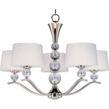 Maxim 12755WTPN - Rondo-Single-Tier Chandelier