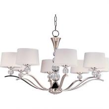 Maxim 12758WTPN - Rondo-Single-Tier Chandelier