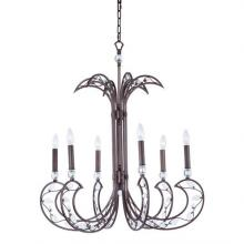 Maxim 23105CLRT - Autumn-Chandelier