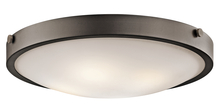 Kichler 42276OZ - Flush Mount 4Lt