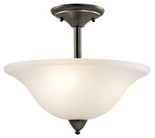 Kichler 42879OZ - Semi Flush 3Lt