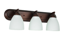 Craftmade 37703-OLB-WF - 3 Light Vanity