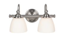 Craftmade 39902-BNK - 2 Light Vanity