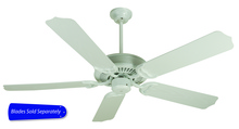 "Craftmade PF52W - Porch Fan 52"" Ceiling Fan in White (Blades Sold Separately)"