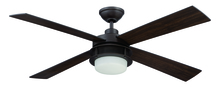 "Craftmade UBR48ESP4 - Urban Breeze 48"" Ceiling Fan with Blades and Light in Espresso"