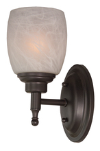 Jeremiah 10205OB1 - Legion 1 Light Wall Sconce in Oiled Bronze