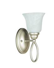 Jeremiah 25001-SN - Cordova 1 Light Wall Sconce in Satin Nickel