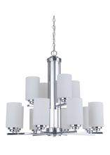 Jeremiah 39712-CH - Albany 12 Light Chandelier in Chrome