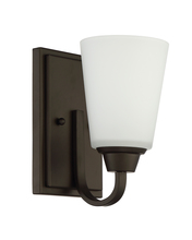 Jeremiah 41901-ESP - Grace 1 Light Vanity Light in Espresso