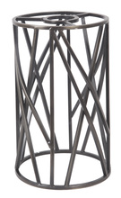 Jeremiah CG120-ABZ - Design-A-Fixture Mini Pendant Cage in Aged Bronze