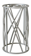 Jeremiah CG120-AGV - Design-A-Fixture Mini Pendant Cage in Aged Galvanized