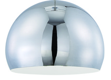 Jeremiah M11CH - Design-A-Fixture Mini Pendant Shade in Chrome