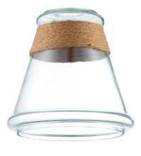 Jeremiah N550RC - Design-A-Fixture Mini Pendant Glass in Clear