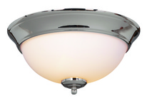 Jeremiah X1211-PLN - 2 Light Flushmount in Polished Nickel