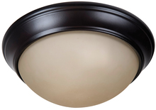 "Jeremiah XPP11OB-2A - Pro Builder Premium 2 Light 11"" Flushmount in Oiled Bronze"