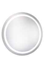 "Elegant MRE-6007 - LED Electric Mirror Round D42"" Dimmable 5000K"