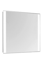 "Elegant MRE-6205 - 2 Sides LED Edge Electric Mirror Rectangle W32""H40"" Dimmable 5000K"