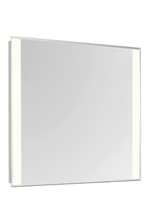 "Elegant MRE-6215 - 2 Sides LED Edge Electric Mirror Rectangle W32""H40"" Dimmable 3000K"