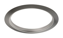 "Elegant RERM7N - 6"" Brush Nickel Metal Trim Ring"