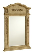 Elegant VM-1001 - Danville 24 in. Traditional Mirror in Antique Beige