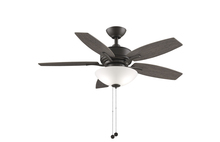 Fanimation FP6245BGR - Aire Deluxe - 44 inch - GR with LED Bowl LK