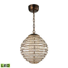 ELK Lighting 11730/LED - Crystal Sphere