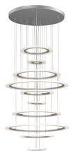 ET2 E22665-11MS - Saturn II LED-Multi-Light Pendant